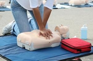 Emergency First Aid Training - CPR