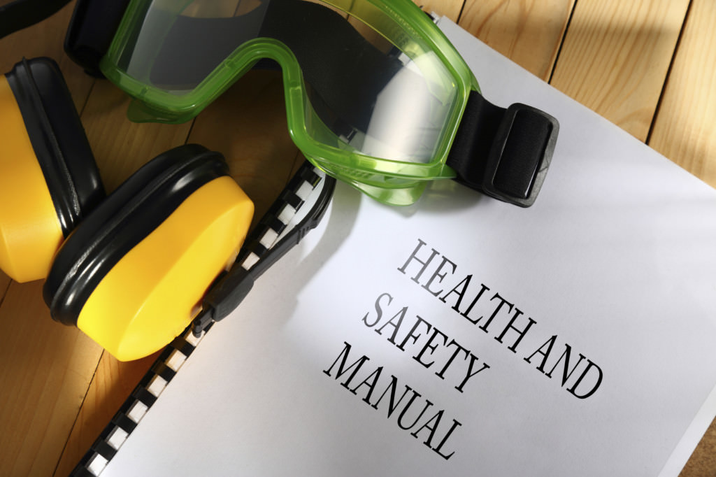 Health And Safety Manual   Policy