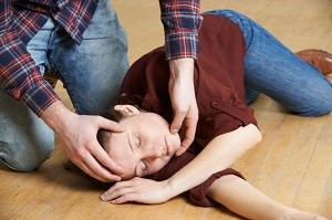 First Aid Training Courses - Recovery Position